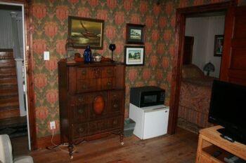 HW Longfellow Sitting room