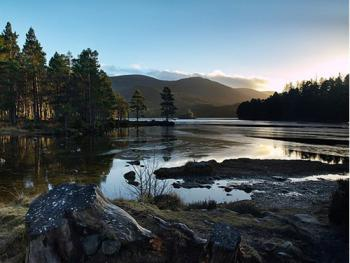 Beautiful Cairngorm Scenery