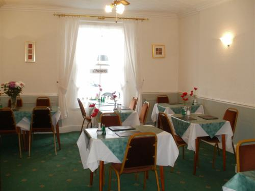 Dining Room Gumfreston Hotel Tenby