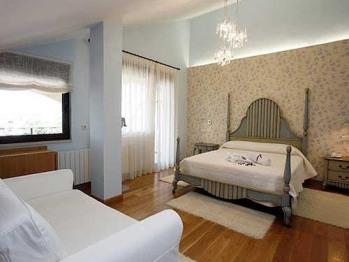 Junior Suite con salón-Baño con bañera-Terraza y vistas