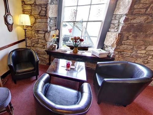 Lounge Internet Area