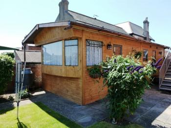 Chalet, great for groups of 5 persons