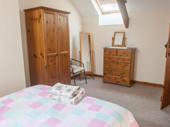 The Old Dairy bedroom