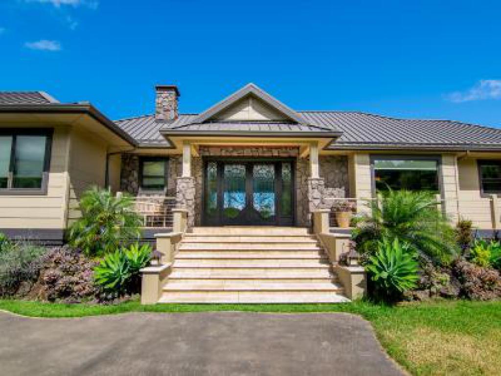 Keokea Ranch - Main House