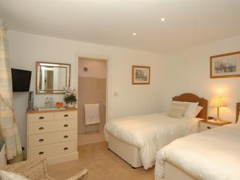 Double or Twin ensuite