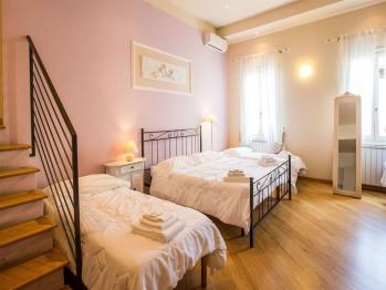 Suite-Familiare-Bagno in camera con doccia-Duomo