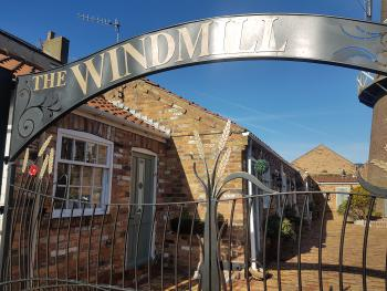 The Windmill - Entrance