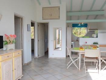 Mini-villa T3 4 personnes