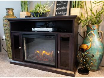 IBH - Lower Unit fireplace