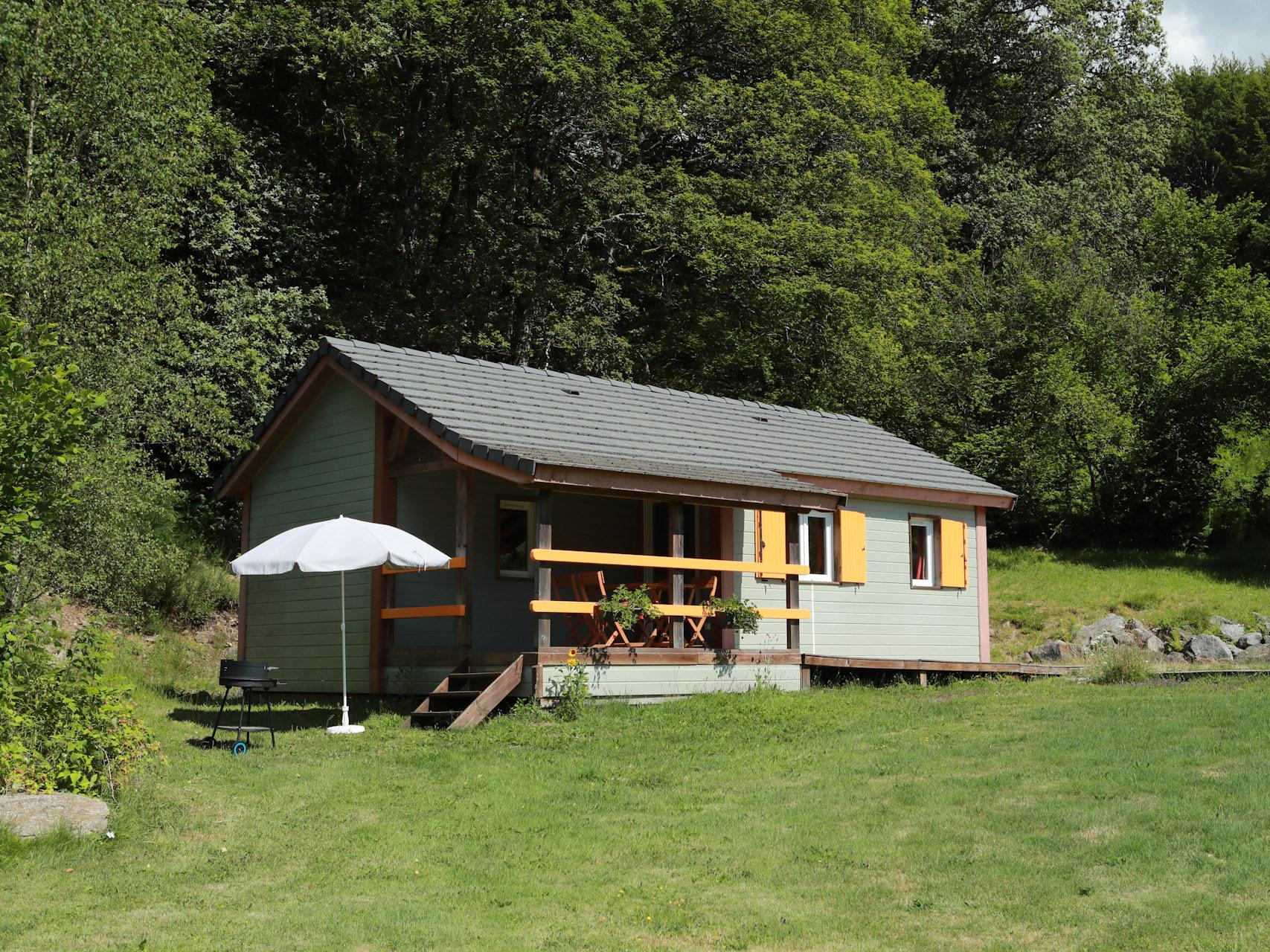 Chalet Campagne PMR