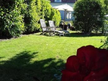 Gîte d'Etape Le Presbytère de Beaulieu - Gîte La Courtoisie - Le Jardin