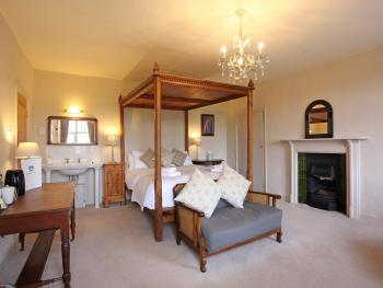 Superior-Double room-Ensuite-Countryside view - Base Rate