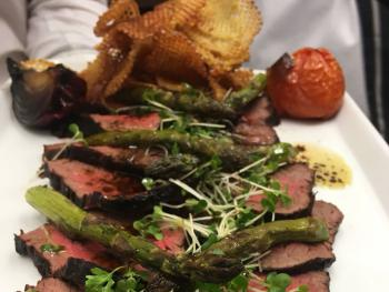 Chateaubriand - Head Chef Andre's Signature Dish