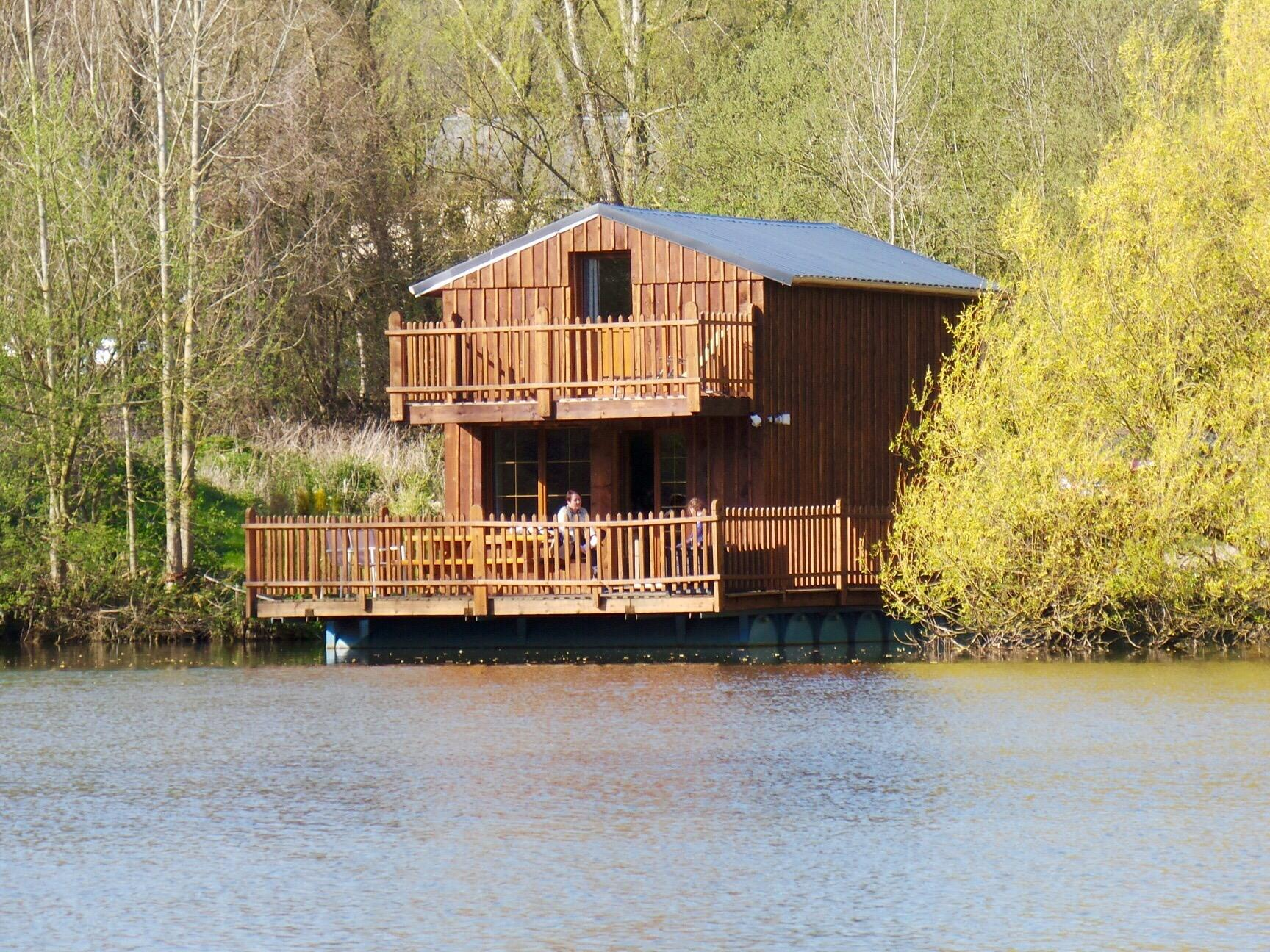 Cabane-Je n'suis pas du matin-Salle de bain privée séparée-Vue sur Lac - Tarif de base