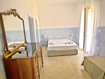 Camera doppia-Lusso-Bagno in camera con doccia-Vista mare-Camera Ponente
