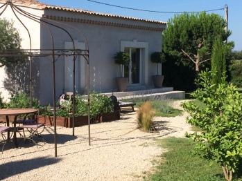 Studio-Douche-Dépendance Les Vignes