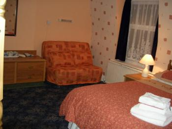 Family room-Ensuite- Double Bed & Single Bed