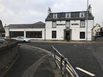 The Buchan Hotel - View of the Hotel