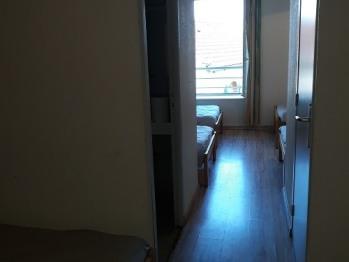 Gîte-Famille-Salle de bain et douche-Vue sur Montagne-au 1 étage
