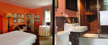 Suite 1, the Victorian Guestroom