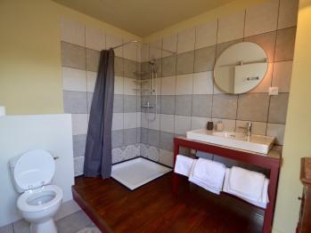 Salle de bain Chambre St Paul
