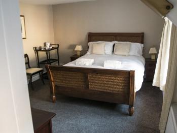 King Size Bedroom with En-suite