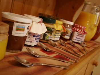 Locally Produced Preserves