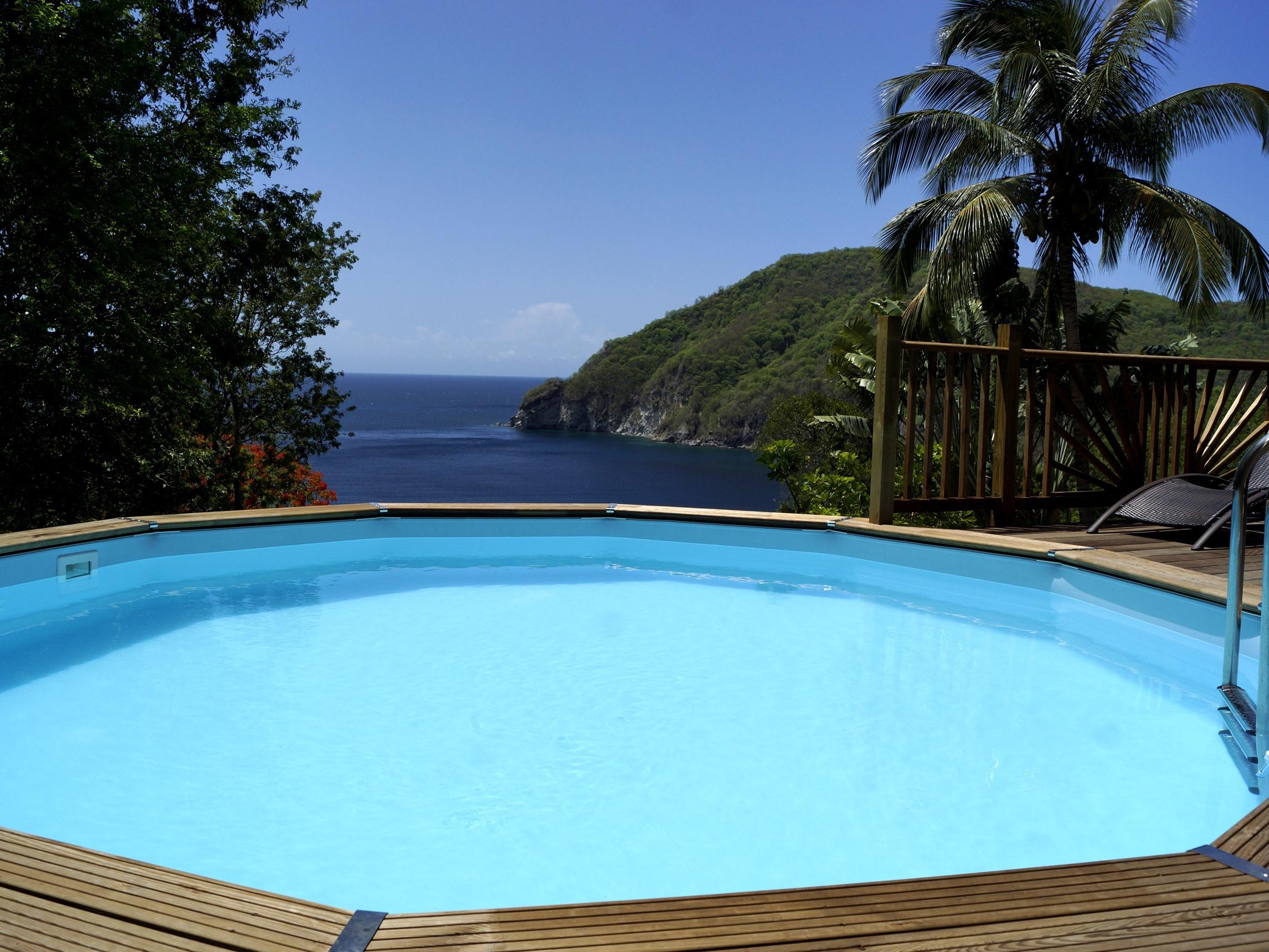 Villa-Salle de bain privée séparée-Vue mer - Tarif de base