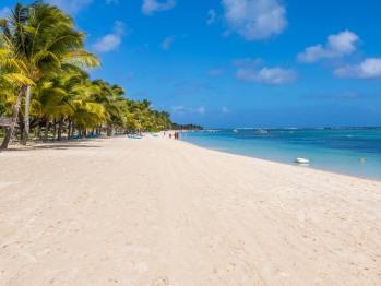 La plage du Morne se trouve à 5 ou 10 minutes de la Résidence