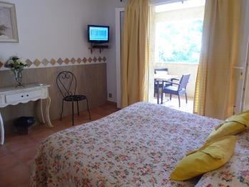 Chambres d'Hôtes Rocca Rossa Palombaggia -