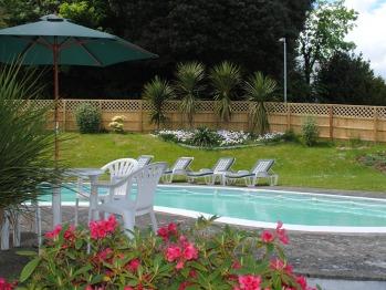 Suntrap Garden Area