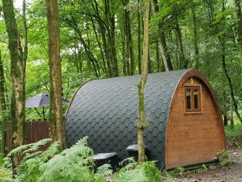 Broomhills Farm River Eco Pods - Cosy Pod