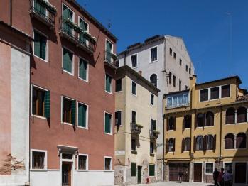 Palazzo San Luca Exterior View