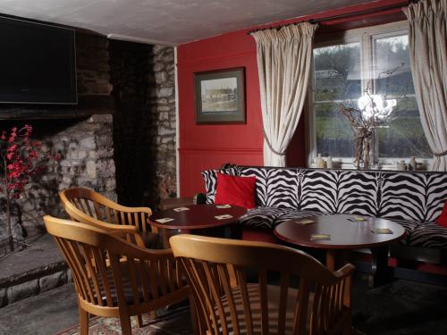 Cosy snug just off the main bar