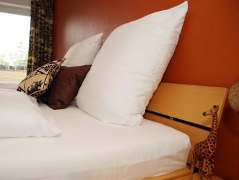 Doppelzimmer-Komfort-Ensuite Dusche-Balkon-Afrika