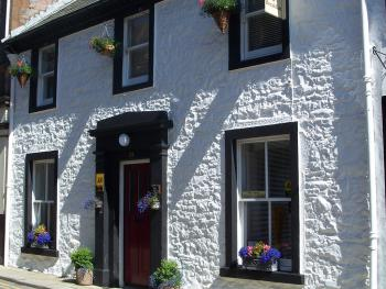 No 29 Well Street Bed & Breakfast - 29 Well Steet Moffat. Built 1780