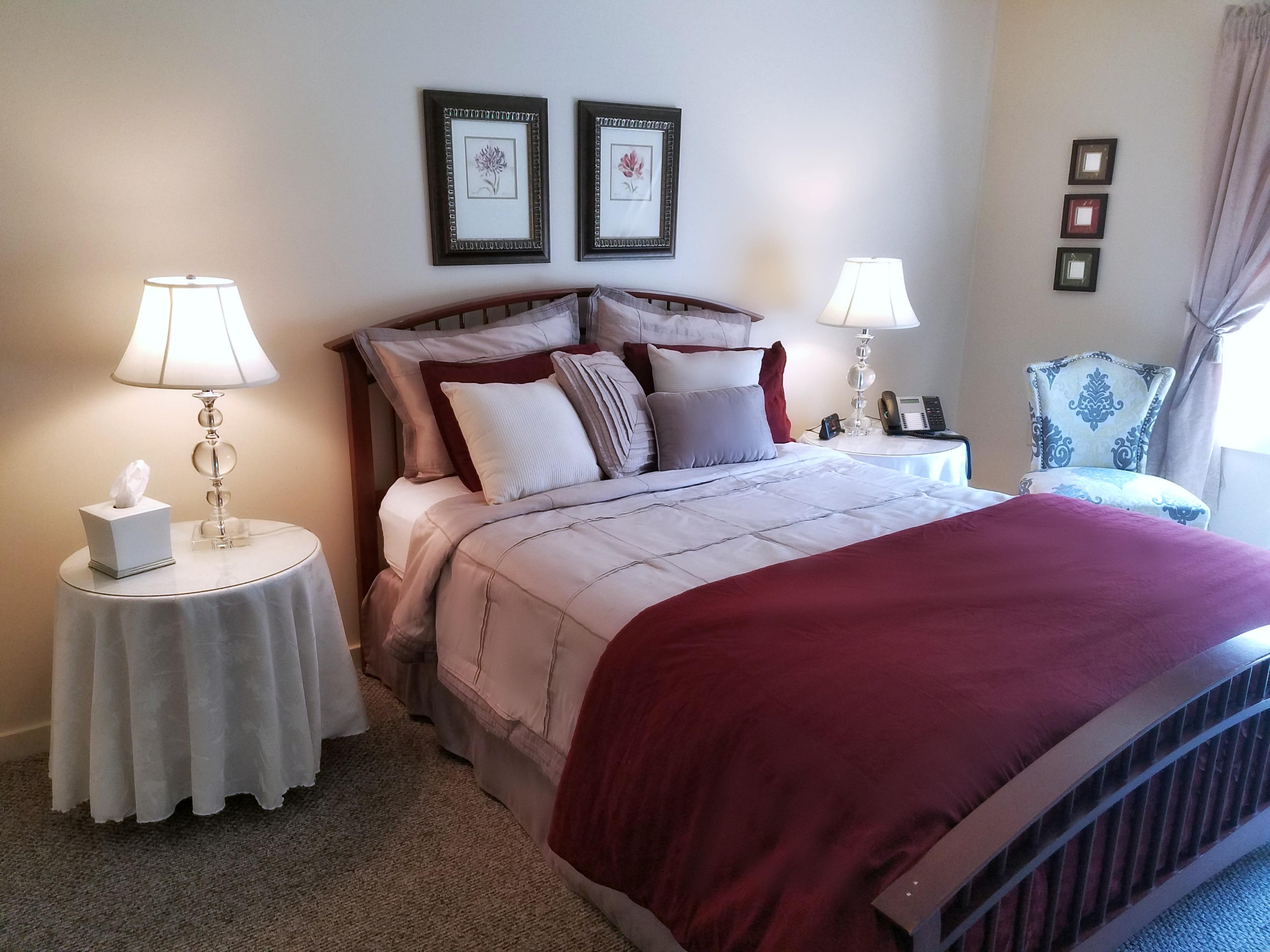 Double room-Ensuite-Standard-Lancelot Room 7