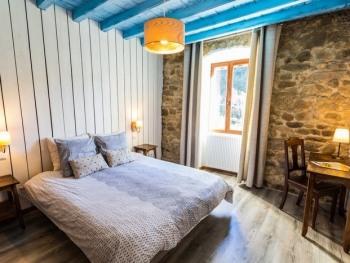 Double-Confort-Salle de bain Privée-Vue sur Montagne - Tarif de base