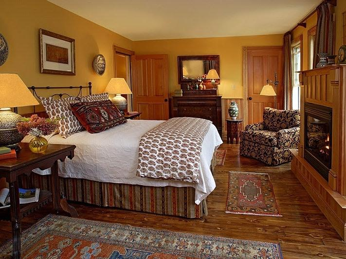 Superior Main Lodge Room-Queen-Ensuite with Jet bath