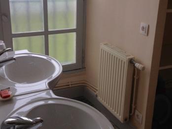 Suite Mazarin - salle d'eau