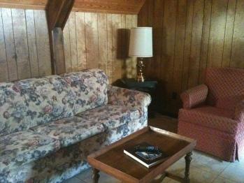 A-Frame Living Room