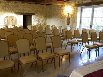 Salle de réunion, séminaires et congrès, espace entreprise en Charente-Maritime