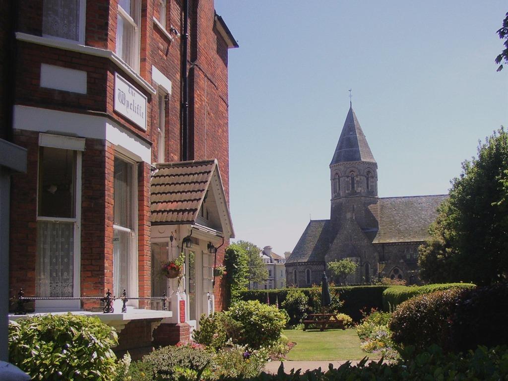 Wycliffe Hotel, Folkestone, Kent