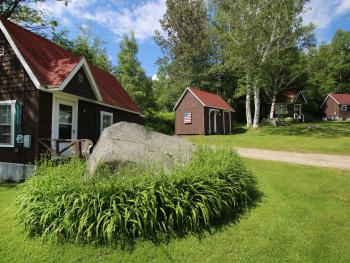 Cottage #1 Exterior