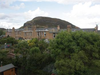 Arthur's Seat (view from window)