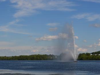 Lac Boivin et centre de la nature