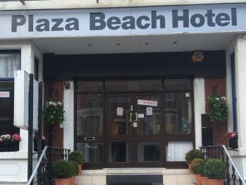 Plaza Beach Hotel - Hotel Exterior