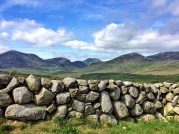 The Nearby Mourne Mountains