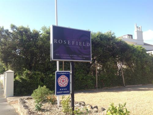 Signage from the road