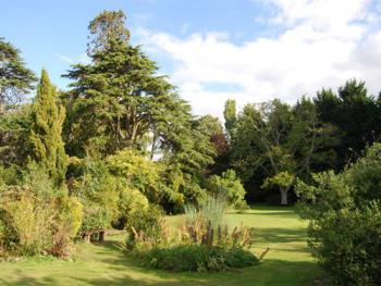 Gardens at Langaller Manor